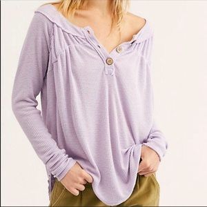 Free People Must Have Henley Sz M